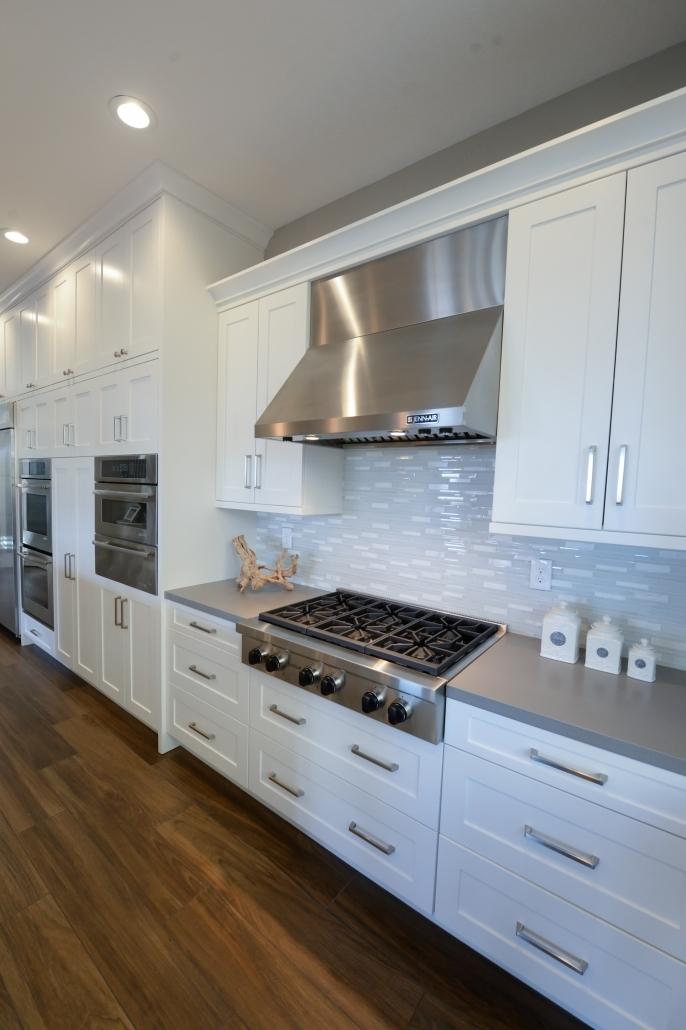 Big White kitchen design