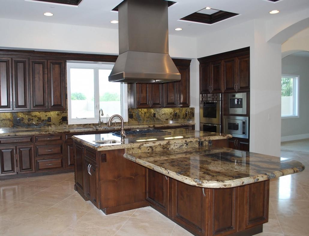Big Brown kitchen design 2