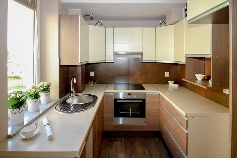 Pairing Countertops with Kitchen Cabinets